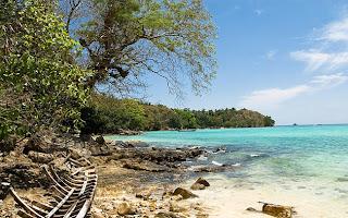 (Thailand) - Phi Phi Leh island