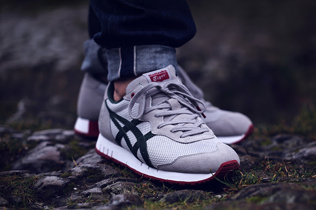"Onitsuka Tiger x The Good Will Out X-Caliber ""Silver Knight"""
