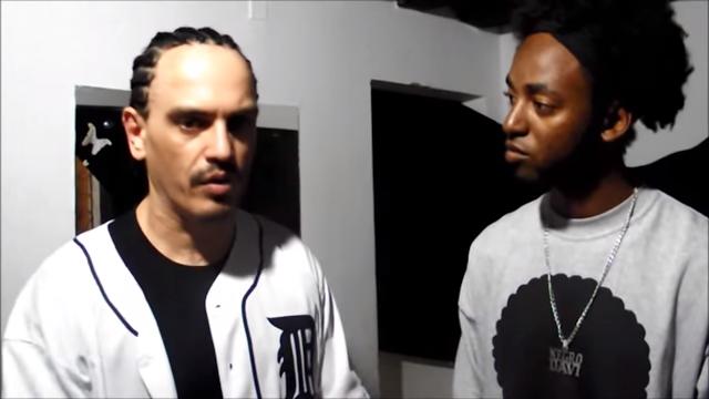 """""""O que mudou minha vida não foi o Hip Hop foi o acesso a informação"""" diz o Eduardo"""