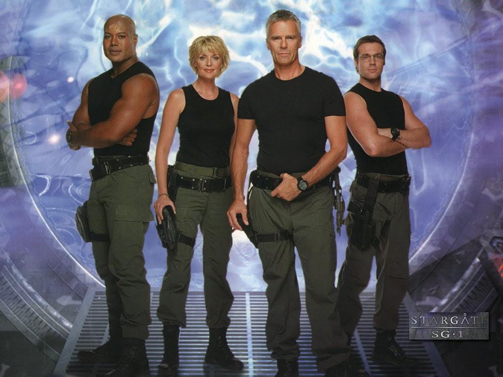 Stargate SG-1 recenzja serialu