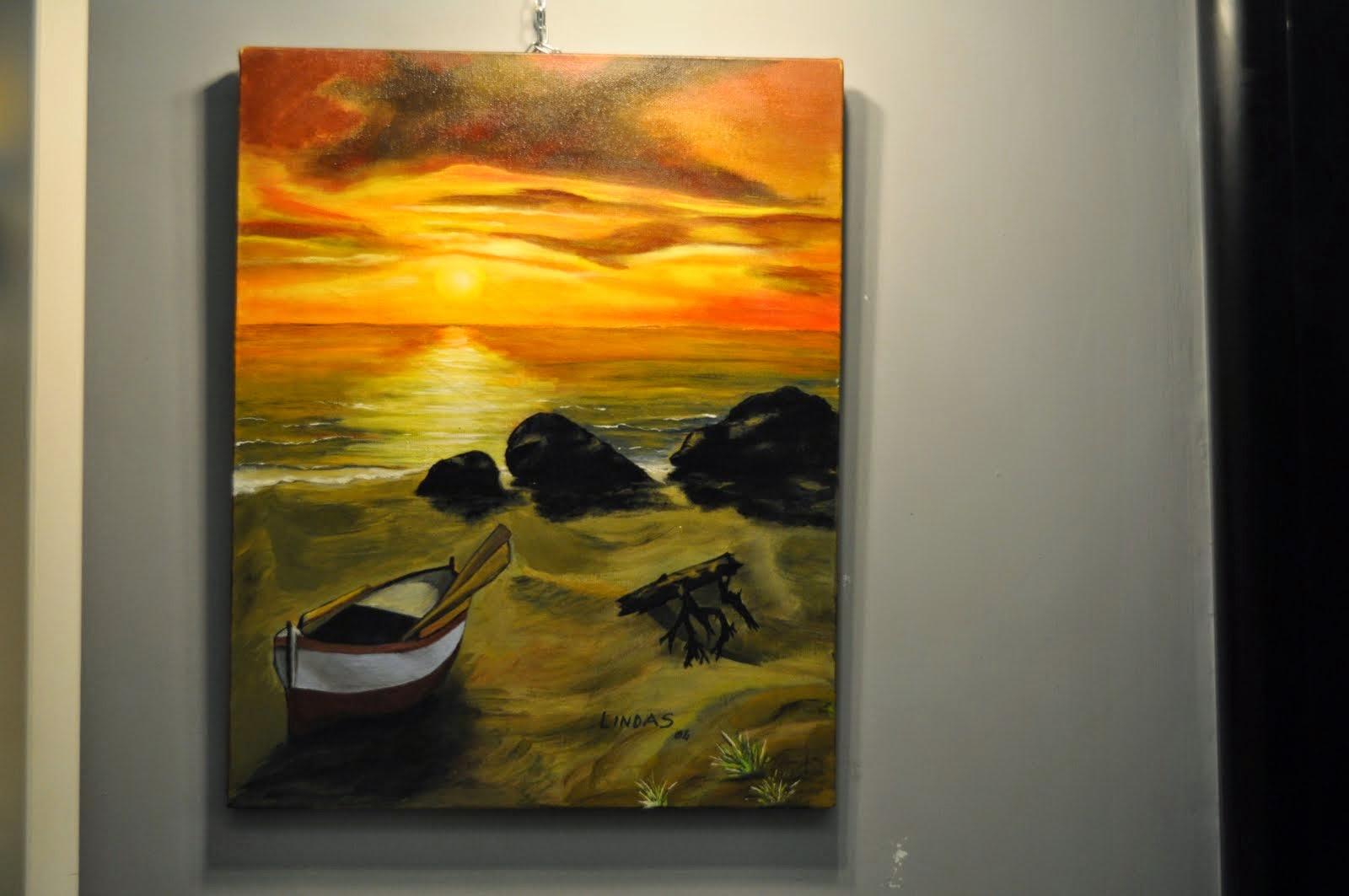 Dipinto di Linda Stagni