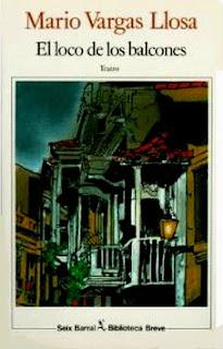 El Loco de los Balcones - Mario Vargas Llosa