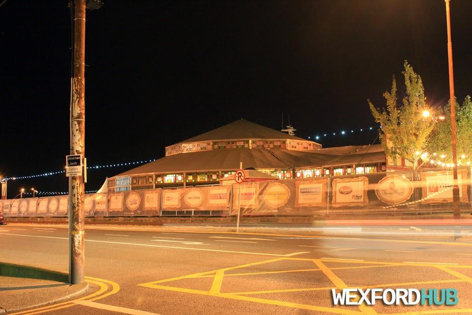 Spiegeltent, Wexford