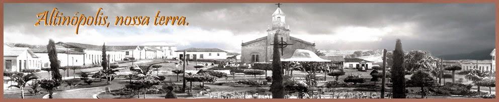Blog de Altinópolis A História de Altinópolis documentada Inédita by José Márcio Castro Alves pg1