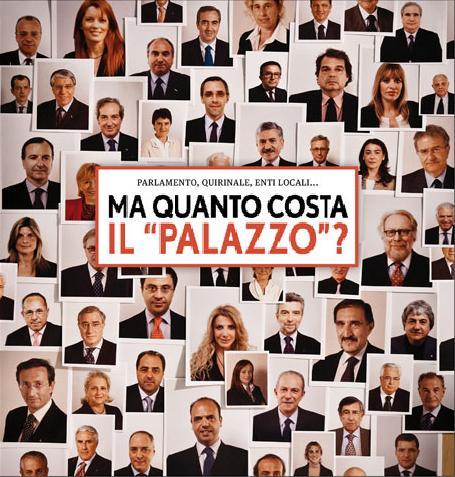 Panta rei spazio libero di gaspare serra for Dove si riunisce il parlamento italiano