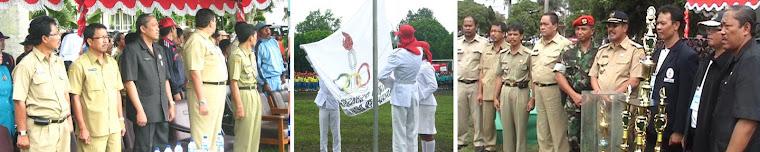 POR Pelajar SMP/MTs Kab. Bandung Barat 2009