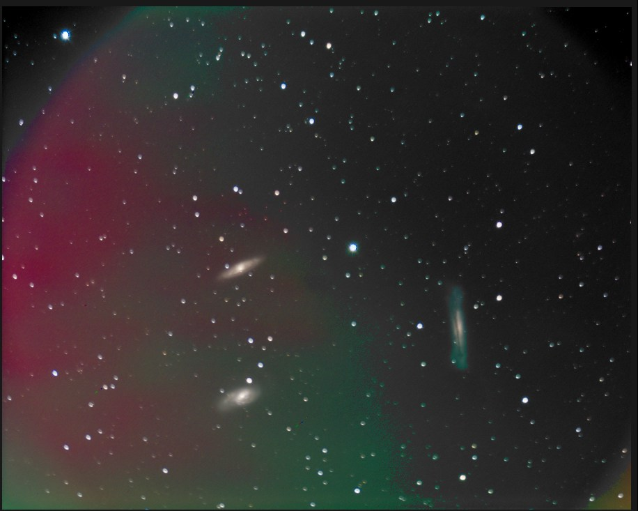 Astrophotography Diaries of a Rookie: First Hyperstar imaging