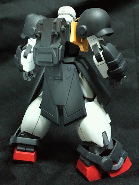 HGFC Bolt Gundam