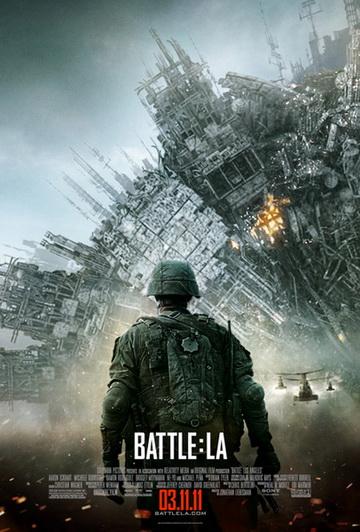 Battle Los Angeles วันยึดโลก มาสเตอร์