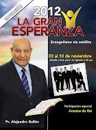 LA GRAN ESPERANZA 2012
