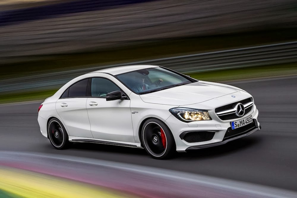 2014 mercedes cla45 amg review car information news reviews videos photos advices and. Black Bedroom Furniture Sets. Home Design Ideas
