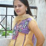 Usha Photos in Salwar Kameez at Gundello Guchi Guchi Champake Movie Press Meet 28