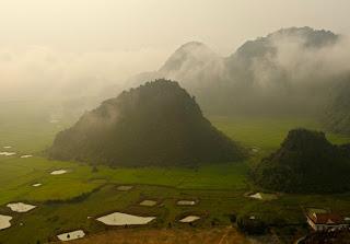 Vietnam. Mammoth Cave in Vietnam