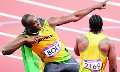 Usain Bolt Celebration Wallpapers