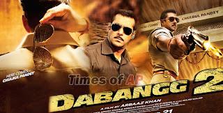 Salman Khan, Sonakshi Sinha, Prakash Raj, Deepak Dobriyal, Nikitin Dheer, Arbaaz Khan, Vinod Khanna, Dabangg 2