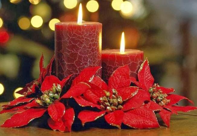 Centros de mesa navide o paso a paso cositasconmesh - Como hacer un centro de mesa navideno ...