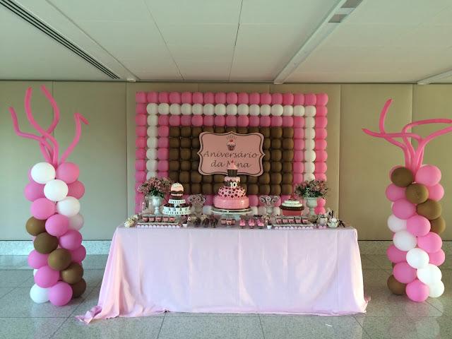 festa infantil bh, festa cupcake, um sonho de mimo
