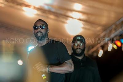 Idris Elba Koko Concert