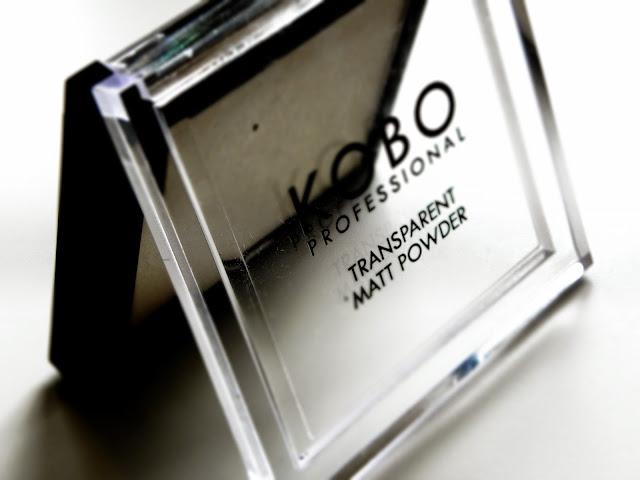 KOBO Transparent Matt Powder | Puder matujący od Kobo - mój ulubieniec!