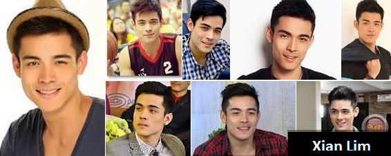 Featured Celebrity: Xian Lim