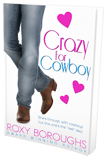 Black Lion Virtual Book Tour Review: Crazy For Cowboy by Roxy Buroughs