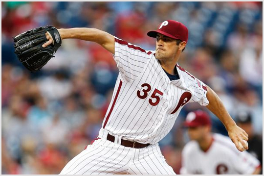 Phillies - Cole Hamels