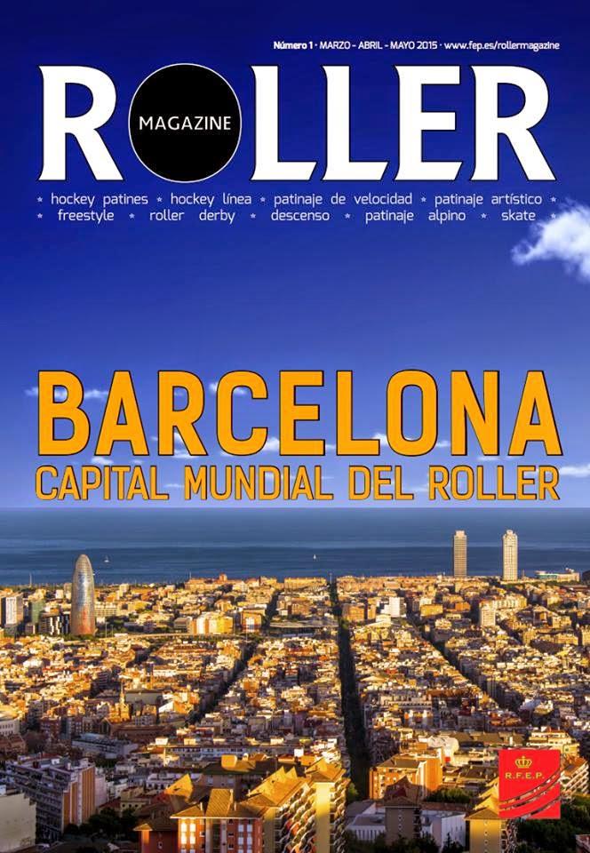 Roller Magazine RFEP
