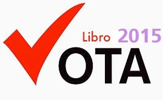 Elige el libro español 2015