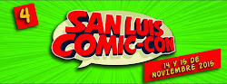 SAN LUIS COMIC CON 2015