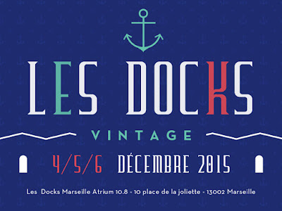 salon les docks vintage
