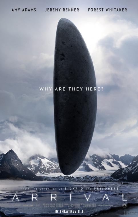Arrival (2016) - Film