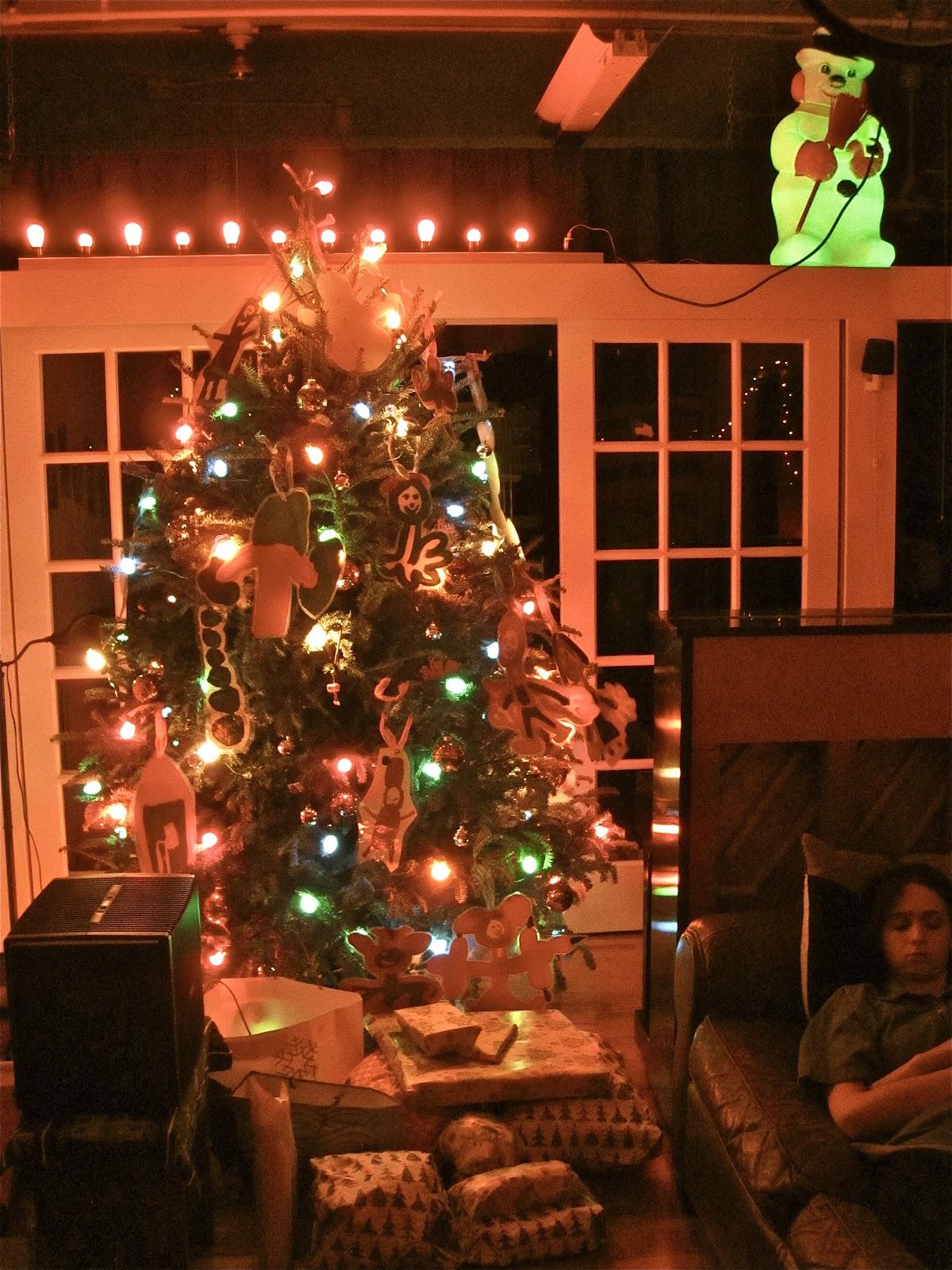 christmas eve loft nyc 2012
