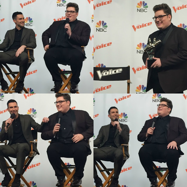 Jordan Smith and Adam win The Voice Season 9