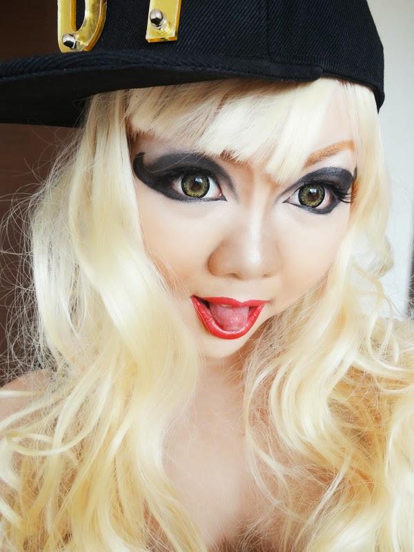 ox makeup