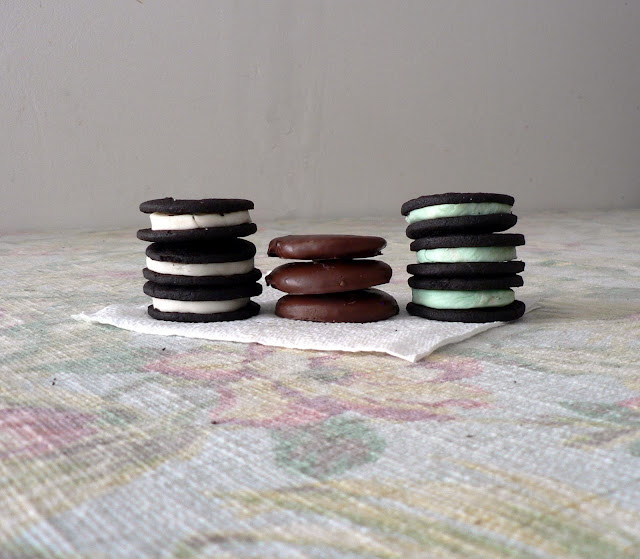 Dark Chocolate Cookies 3 Ways recipe