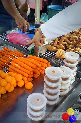 mknace unlimited™ | Gerai Ayam Goreng Pasar Malam Nusa Perintis
