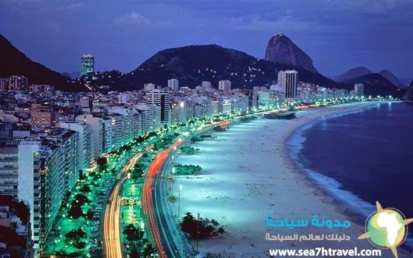 شواطئ ريو دي جانيرو