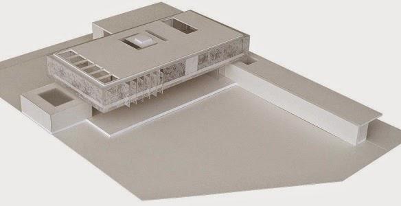 No se encontr la p gina arquitexs for Casa minimalista maqueta