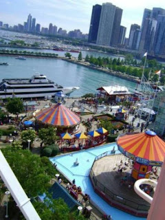 Navy Pier (Best Honeymoon Destinations In USA) 4