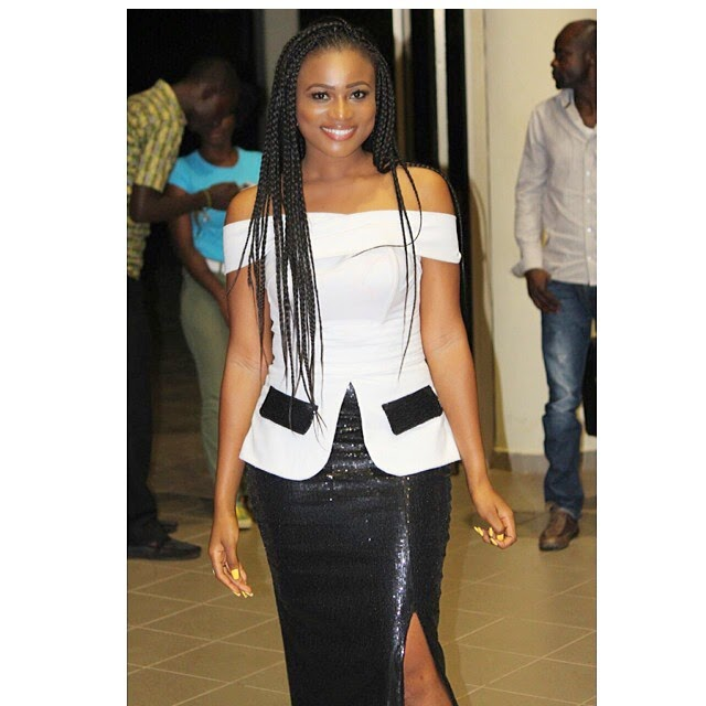 Christabel Ekeh at The Premiere of New Movie BEFORE NOON