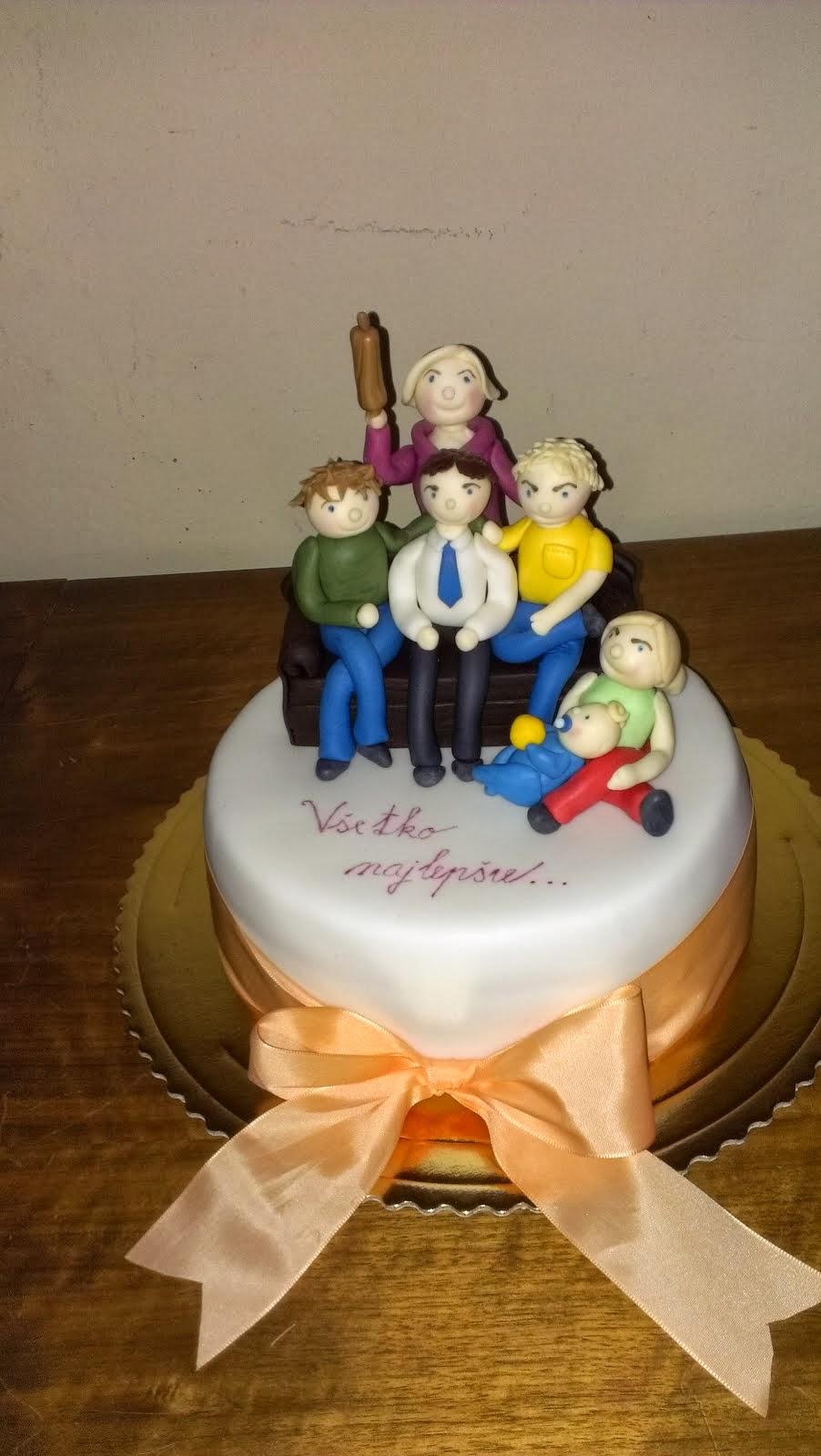 Torta rodina