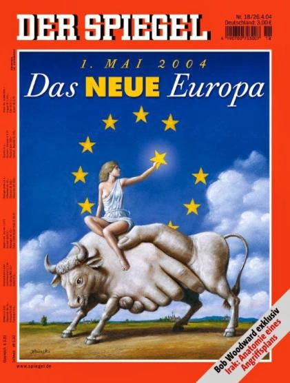 Holy roman empire rules today charlemagne father of the for Zeitung spiegel