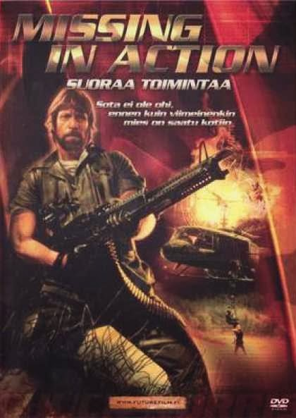 comeuppance reviews missing in action 1984