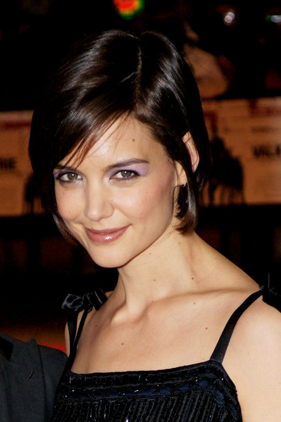 katie holmes short hair 2009. Katie Holmes 2009 Hairstyle