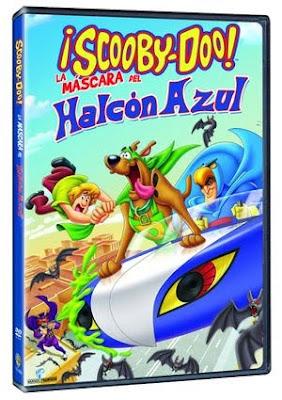 Scooby-Doo Y La Máscara Del Halcón Azul (2012) DVD