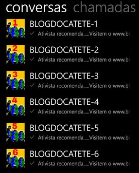 GRUPOS DO WHATSAPP DO BLOGDOCATETE