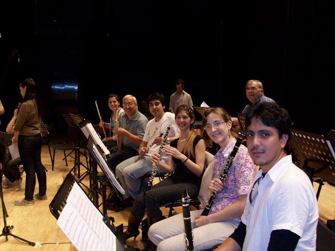 Orquesta de Posadas . Misiones
