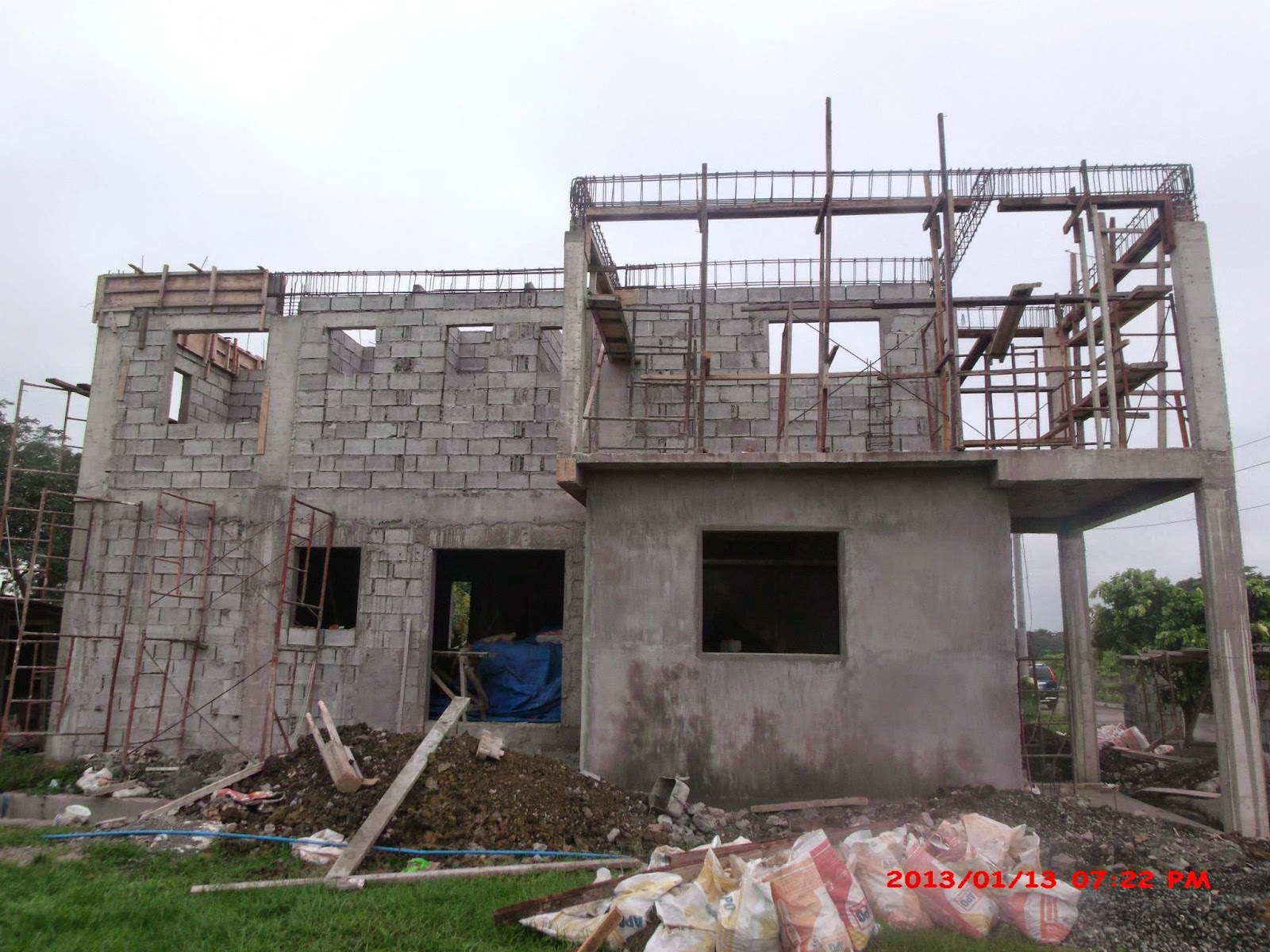 Modern contemporary house designs philippines iloilo simple 2 storey - 72 Small Houses Designs In The Philippines Iloilo