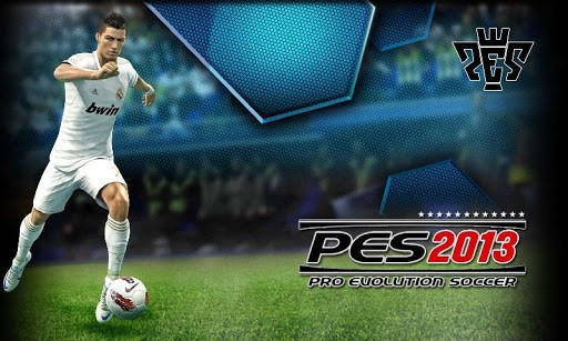 Download PES 2013 3D Apk + Data For Android