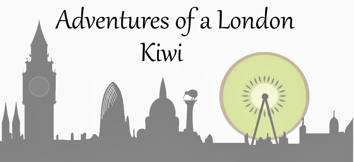 Adventures of a London Kiwi